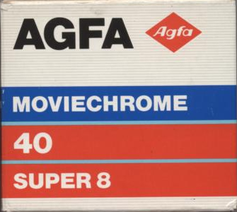 Agfa Moviechrome 40