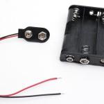 DIY Follow Focus - Batterieclips