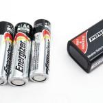 DIY Follow Focus - Batterien