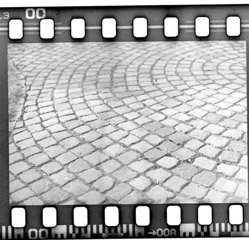 Farbnegativfilm in Caffenol 03