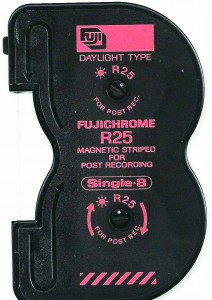 Fujichrome R25 Single-8