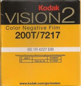 Koadk Vision 2 200T