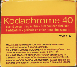Kodachrome 40 Sound