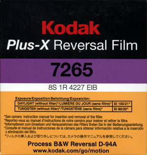 Kodak Plus-X