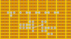 Doppelblinker mit dem NE555 Timer-Baustein
