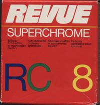 Revue Superchrome RC8