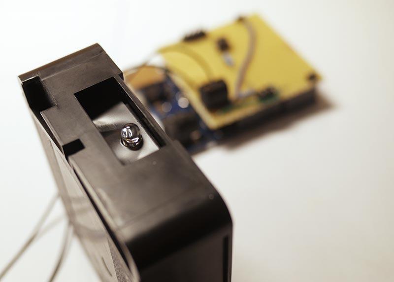 Messkassette für Super-8-Kameras