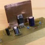 Verstärker-IC TDA2003