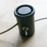 USB-Schalter: 4-poliger Kippschalter in einem Gehäuse