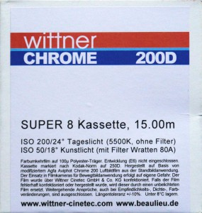 Wittner Chrome 200D